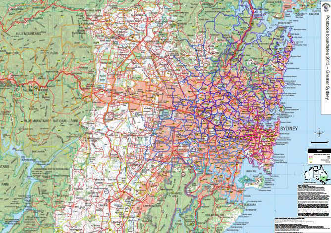 sydney searchable map small business limited license mapmakers