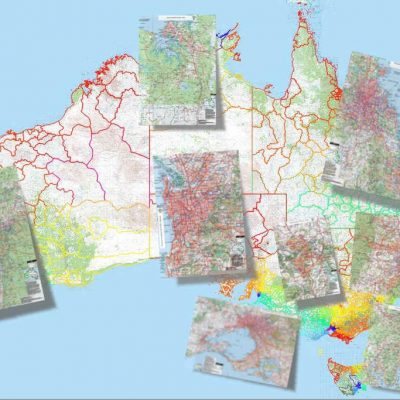 Australia Map With Capital Cities And States.Australia Capital City Compilation All State And Territory Capitals