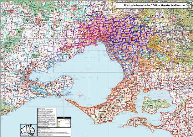 Australia Map Melbourne.Melbourne Searchable Map Small Business License